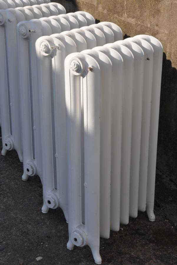 antique princess cast iron  radiators