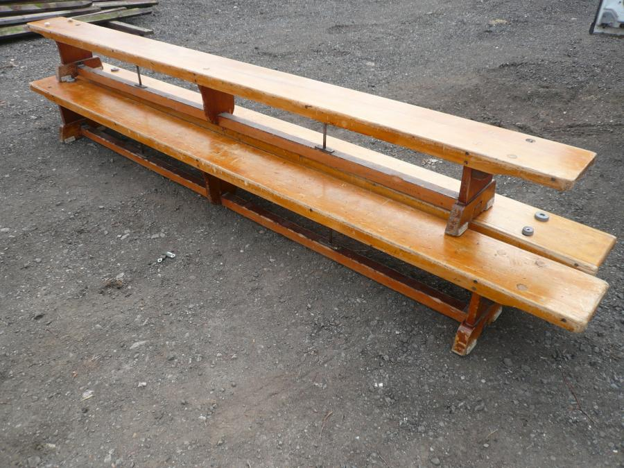 For sale old school gym benches equipment salvoweb uk