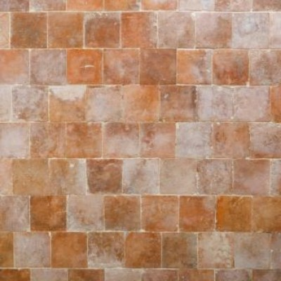 Belgian antique terra-cotta tiles