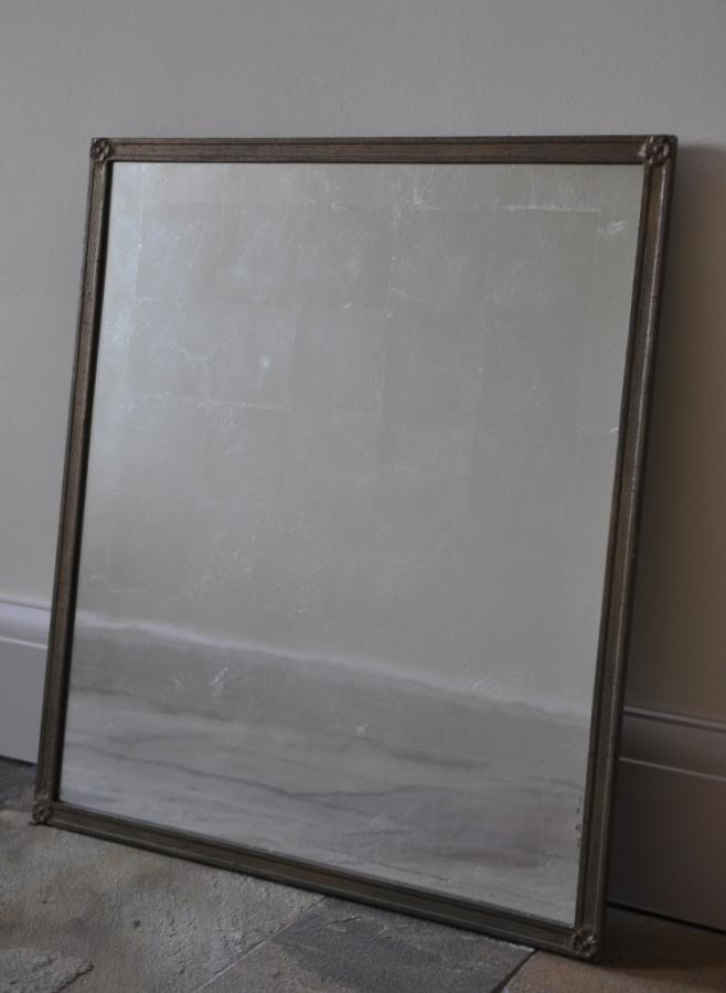 1920s mirror with Rowley Gallery frame