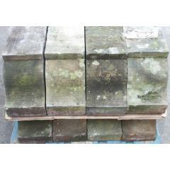 large sandstone corbels