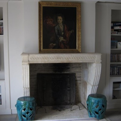 Example Of A Completed Project - Antique French Fireplaces