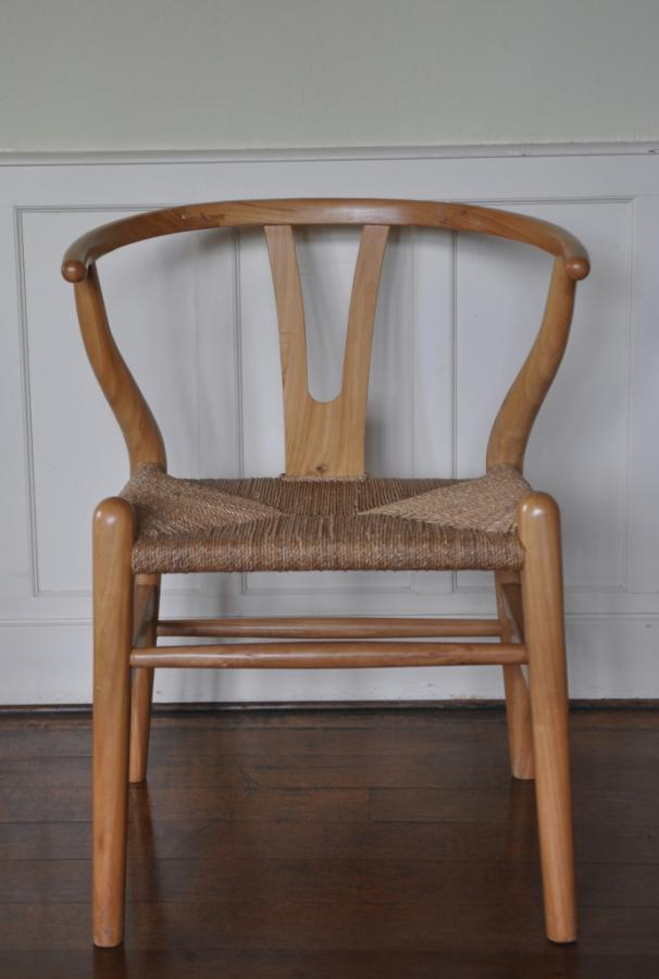 hans wegner wishbone chair