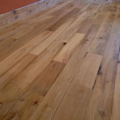 parquet traditionnel vieux chêne - antique French oak flooring