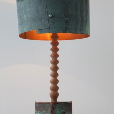 Seascape Boiler Lamp