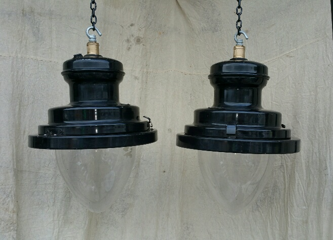 DW Windsor Pendent Lamps