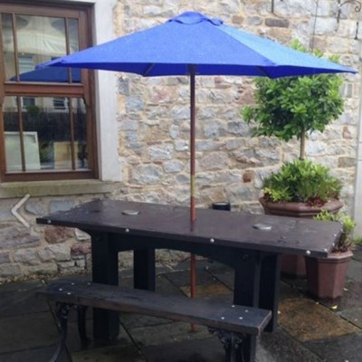 slate stone and granite garden furniture