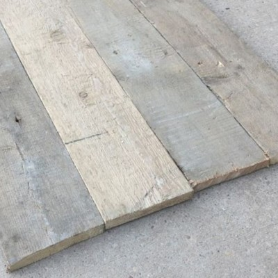 Resawn Pine Antique Square Edged Reclaimed Floorboards