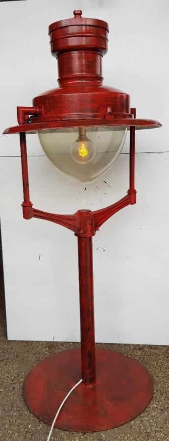 Suggs Rochester Lamps Rewired and upcycled ideal for Patio
