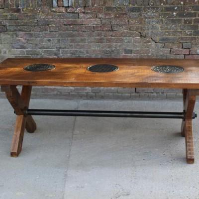 Every Lewes Joist X Frame Table