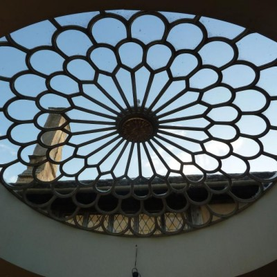 Glazed Dome Rooflight
