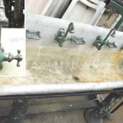 Vintage School Sink