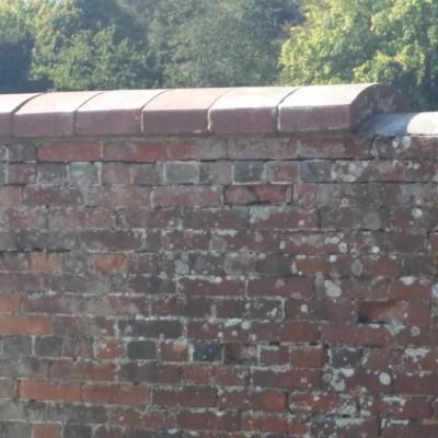 Large Coping Bricks
