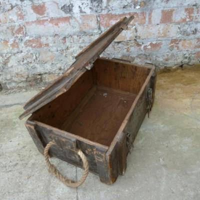 Antique Explosives Box