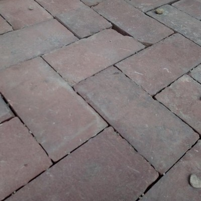 350 Red clay paver bricks 65mm WANTED