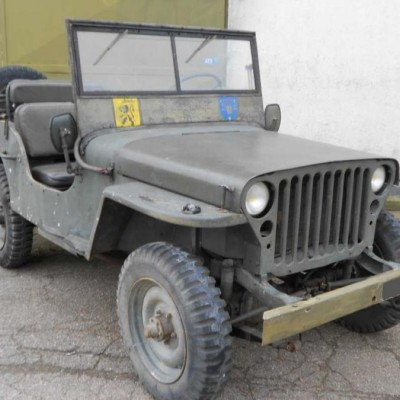 willys ww2 jeep