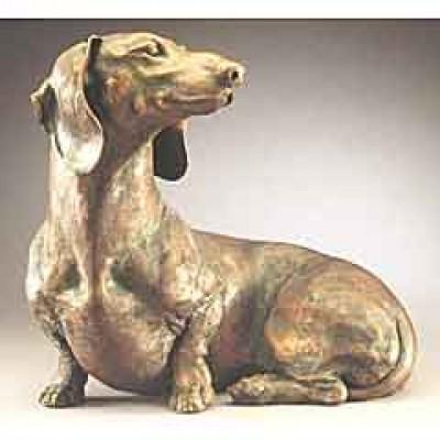 Bronze Dachshand