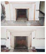 Six marble chimneypieces: Part 3