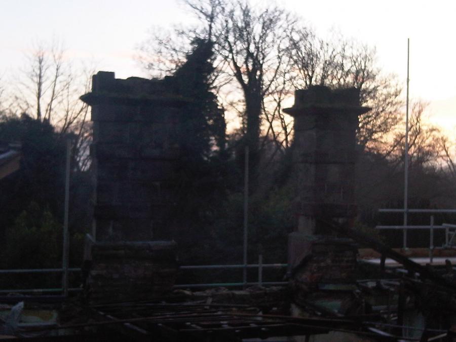 Stone chimneys