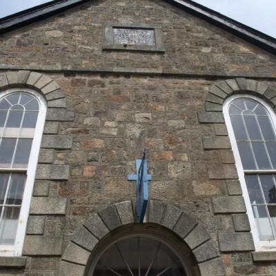 4 x Arched Chapel sash windows