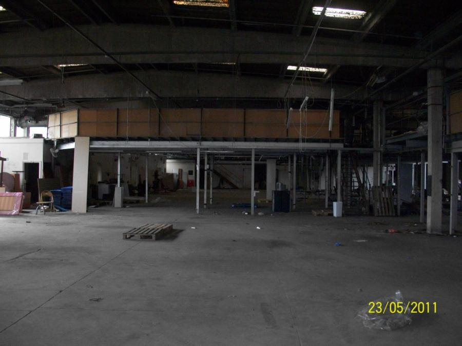 Large Mezzanine Level for Reuse