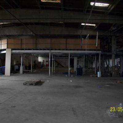 Large Mezzanine Level for Reuse
