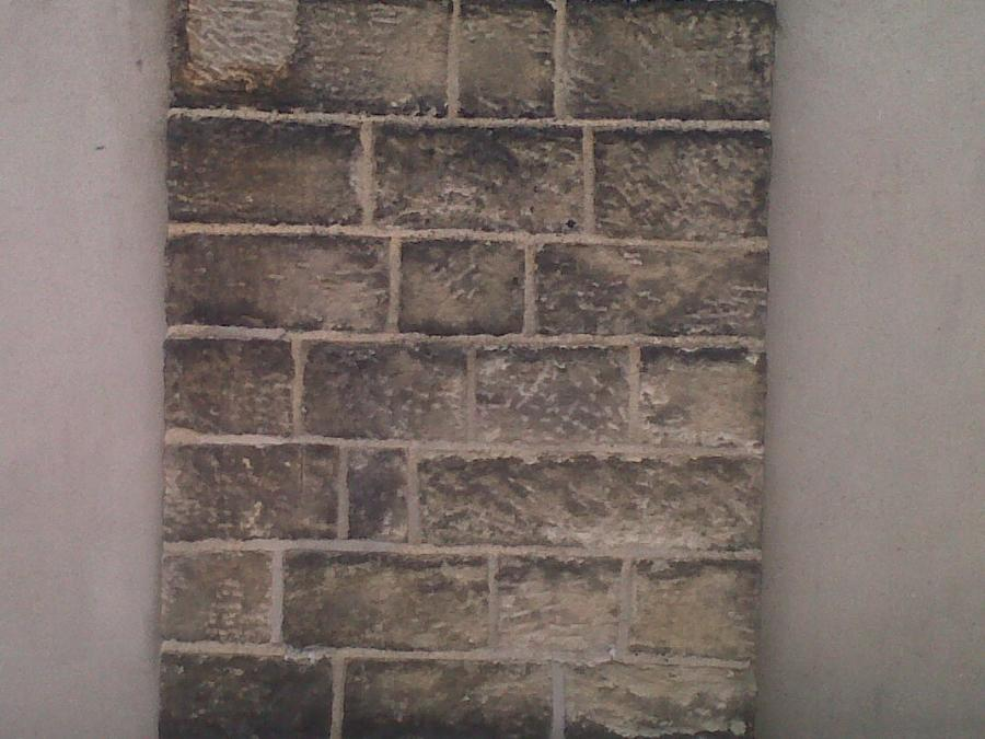 reclaimed punch face walling stone