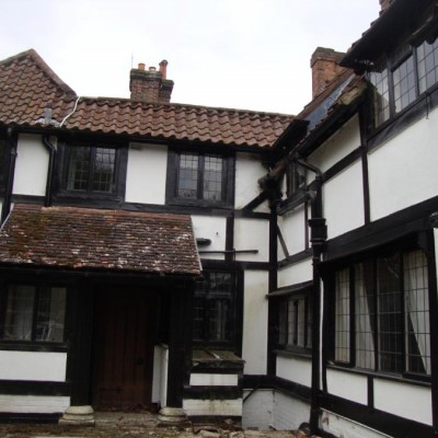 Leadlight metal Georgian and diamond style antique windows