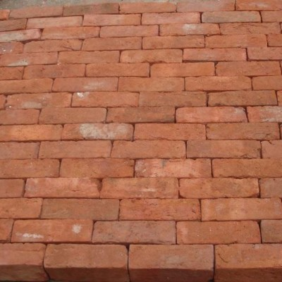Red Imperial Handmade Bricks in 65 MM and 75 mm.
