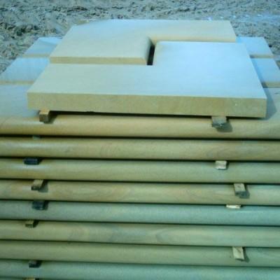 bullnose steps/pool edgings/sawn paving/riven paving