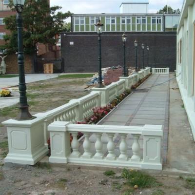 Concrete Balustrade