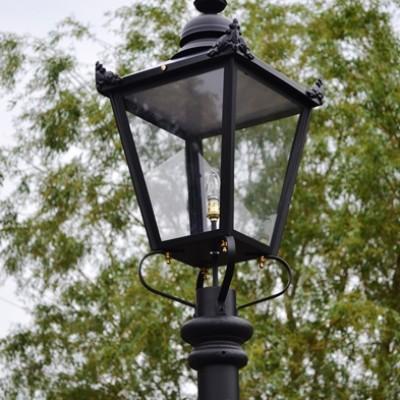 Cast Iron Victorian Lamp Posts