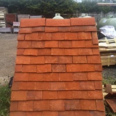 Hand Made Nib Roof Tiles