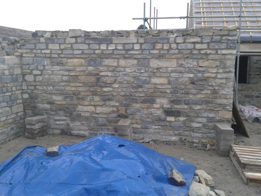 Blue Lias Walling Stone