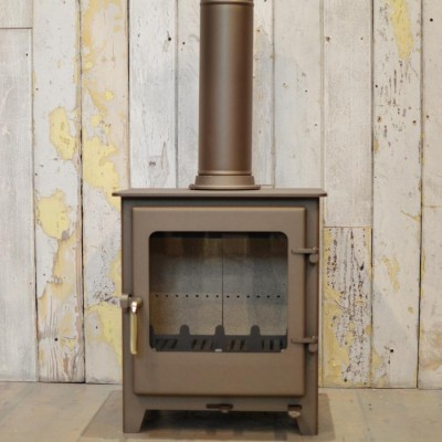 Saltburn Defra Approved 5kw Multi-fuel Stove
