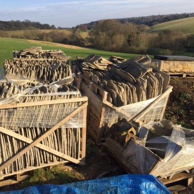 New Cotswold Stone Slates