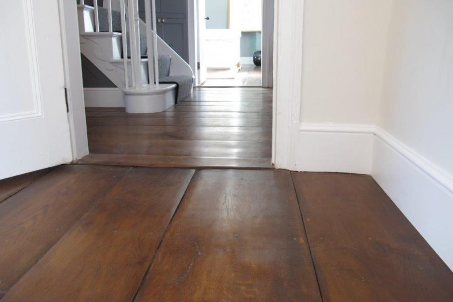 Solid English Oak Footwork Flooring