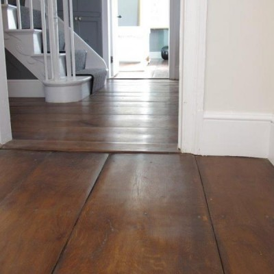 Solid English Oak Footwork Flooring
