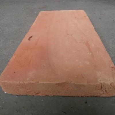 New handmade terracotta floor tiles