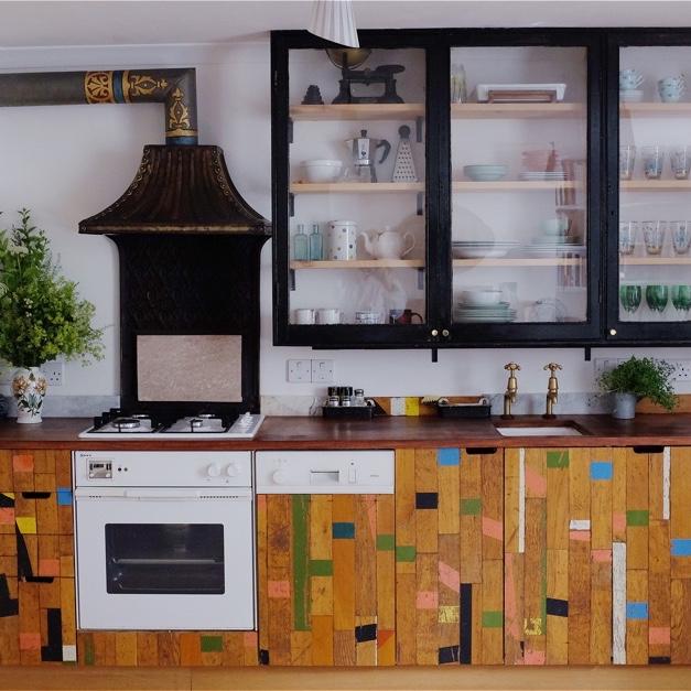 Reclaimed Kitchen ©Style Salvo