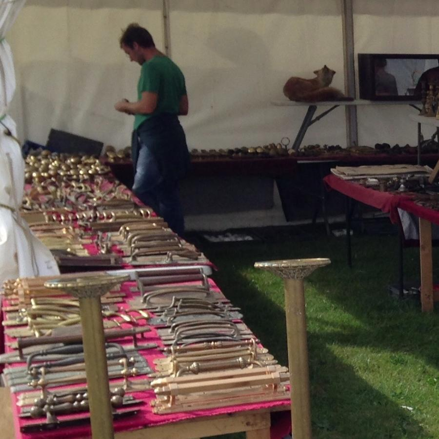 Architectural Salvage And Garden Antiques At Ardingly Fair