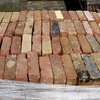 Reclaimed Multi Stock Bricks