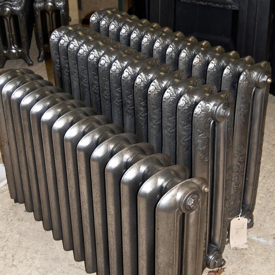Reclaimed Antique Cast Iron Radiators