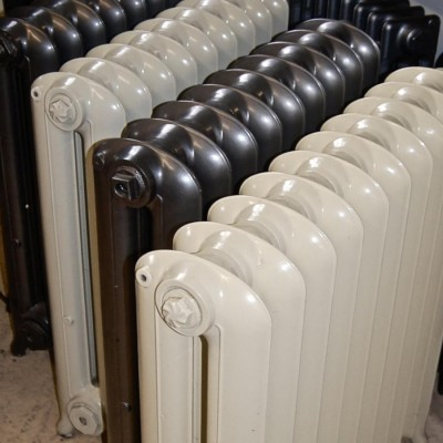 Reclaimed Antique Cast Iron Radiators