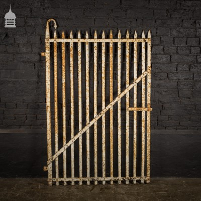 Georgian Wrought Iron Garden Gate