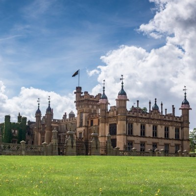Knebworth Home and Antiques Fair