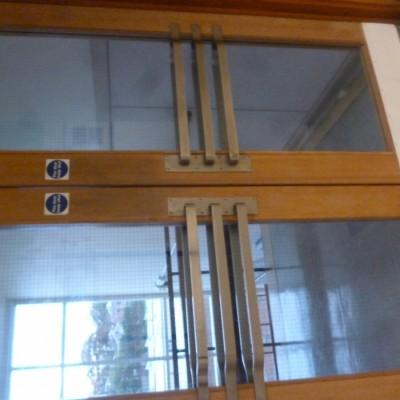 1960's door furniture