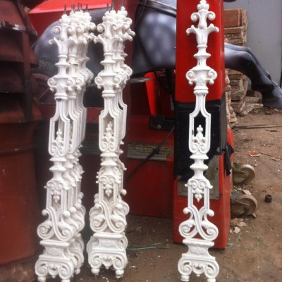 Cast Iron Stair Spindles