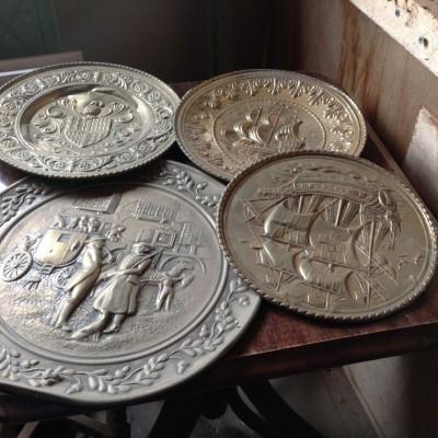 Original Brass Wall Plates