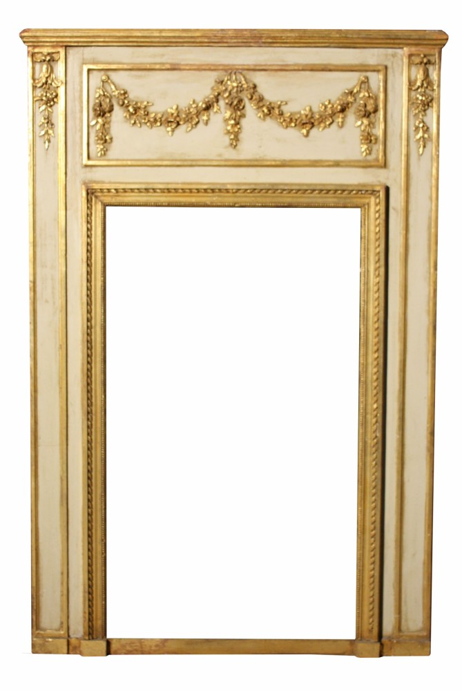 76e59ff5f0d1 For Sale Late 19th Century Gilded Pine And Composition Mirror Frame-  SalvoWEB.